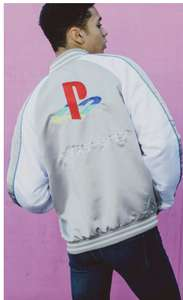 PlayStation jackets £20.00 + £4.50 postage @ Insert Coin Clothing