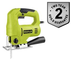Guild Variable Speed Jigsaw - 550W + 2 Year Warranty - £20 + Free Click & Collect @ Argos