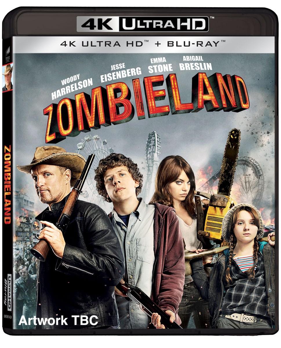 Zombieland (4K Ultra HD + Blu-ray) [UHD] £9.99 @ Zoom