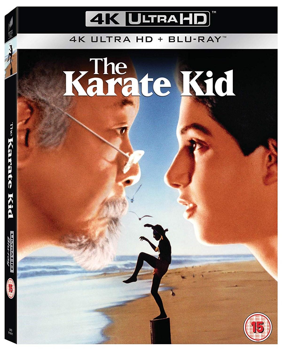 The Karate Kid (4K Ultra HD + Blu-ray (35th Anniversary)) [UHD] £9.99 @ Zoom