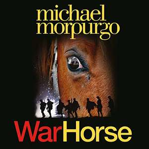 War Horse by Michael Morpurgo - Audible Deal of the Day £1.99 (Members Only)