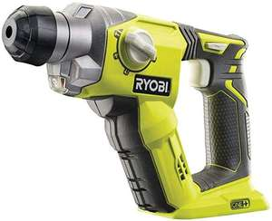 Ryobi R18SDS-0 ONE+ SDS Drill - (Bare - no battery) for £74.99 at Amazon