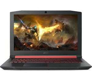 "Grade A 'As NEW' ACER Nitro 5 15.6"" FHD IPS, i5-8300H , 256 GB SSD, 8GB RAM, GTX1050 4GB Gaming Laptop, £499.41 at currys/ebay with code"