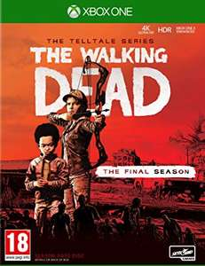 The Walking Dead: The Final Season - The Complete Season Xbox One £7.10 @ Xbox Store Hungary