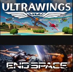 Duo Pack: End Space + Ultrawings £18.39 @ Oculus