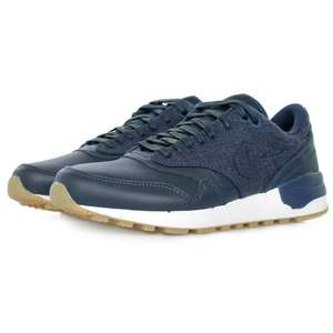 Size 6 only Nike Air Odyssey Lx Leather Navy Shoes £33.94 at Dandy Fellow