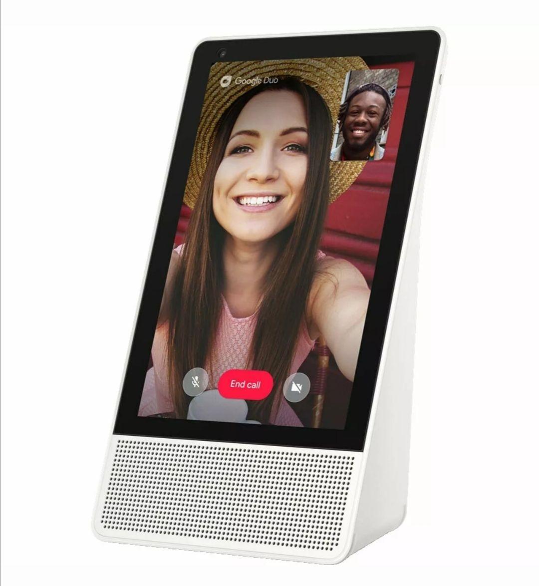 10 Inch Lenovo Smart Home Smart Display Bamboo £94.05 With Code @ AO Ebay Store