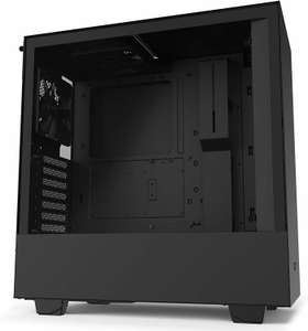 NZXT H510 - Black Compact ATX Mid-Tower PC Gaming Case @ Amazon for £63.59