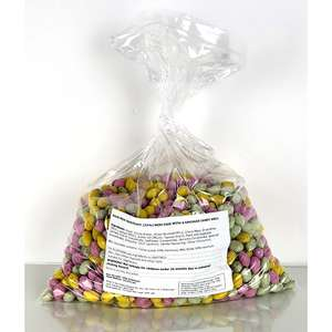 3kg Giant Bag Easter Treats With Speckled Chocolate Mini Eggs Approx. 1300 Eggs £15 (£14.25 With New User Code) @ Yankeebundles