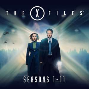 X-Files Seasons 1 - 11 - £19.35 at iTunes Store (US store only)