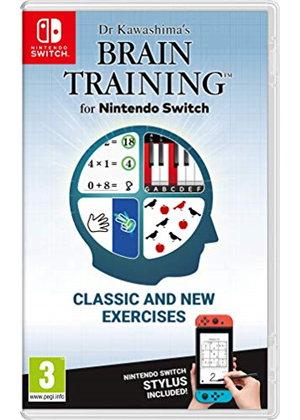 Dr Kawashima's Brain Training (Nintendo Switch) £22.85 delivered at Base