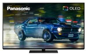 "Panasonic TX-55GZ950B OLED HDR 4K Ultra HD Smart TV, 55"" with Freeview Play & Dolby Atmos, 4k (Refurb) £812.24 @ Panasonic eBay"