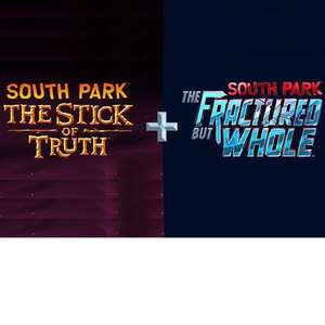 [Bundle] South Park: The Stick of Trut and South Park: The Fractured But Whole £6.83 @ Steam