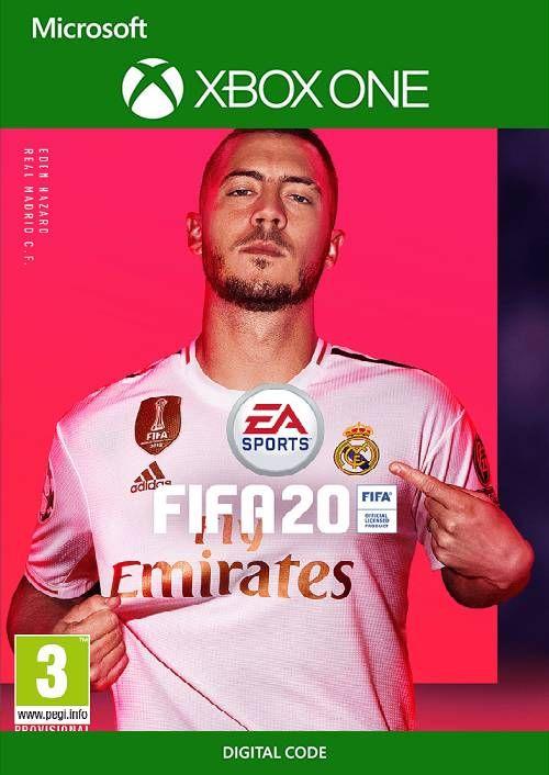 FIFA 20 (Xbox One Digital) - £22.99 (£22.53 with 2% off) @ CD Keys
