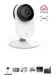 YI Home Camera 1080p FHD Wifi Camera £20.99 - Sold by Seeverything UK and Fulfilled by Amazon