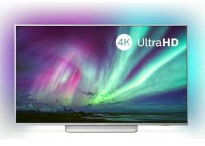 """PHILIPS Ambilight 65PUS8204/12 65"""" Smart 4K Ultra HD HDR LED TV with Google Assistant - £616.55 with code @ Currys eBay"""