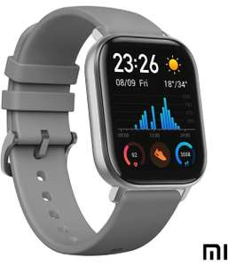 Amazfit GTS Smartwatch aluminum case, gray, Amoled display £86.28 @ Amazon.DE