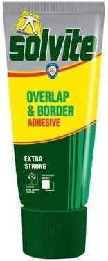 Solvite Overlap & Border, Ready to Use Wallpaper Paste £1.94 at Amazon (+£4.49 Non-prime)