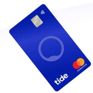 £90 signup bonus when you open a Tide business current account @ Tide
