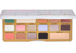 TOO FACED White Chocolate Bar Shadow Palette with 16 eye shadow colours £20 + £1.99 Click and collect @ TK Maxx