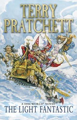 Discworld: The Light Fantastic (Paperback Book) £4.70 Delivered at Book Depository