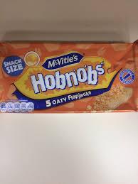 2 x Packs, Mcvities Hobnobs Oaty Flap Jacks, 5 Pack (263.6g) Just £1 Heron Foods Abbey Hulton