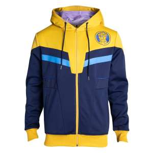 Officially Licensed Avengers Endgame Thanos Premium Hoodie £11.99 @ Geekcore (£2.99 Postage & Packaging)