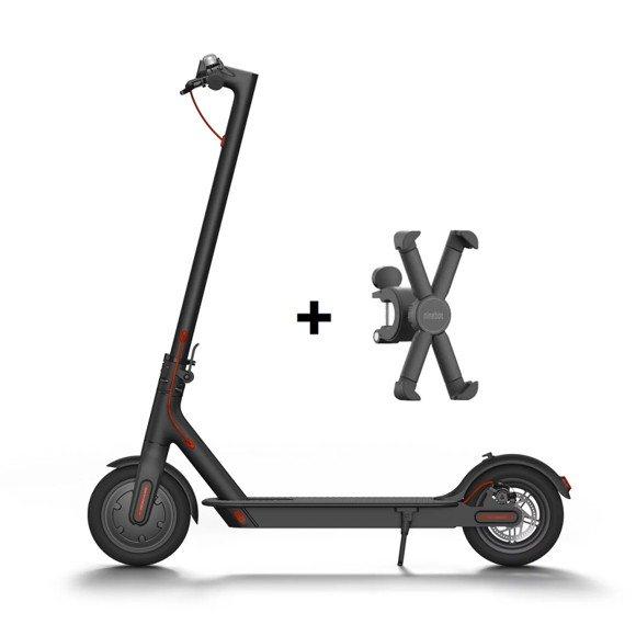 Xiaomi Mi Electric Scooter M365 + Phone holder Bundle £291 @ Coolshop