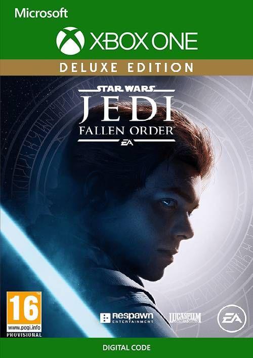 [Xbox One] Star Wars Jedi: Fallen Order (Deluxe Edition) - £20.56 / The Division 2 - £4.48 - Eneba/Crovortex