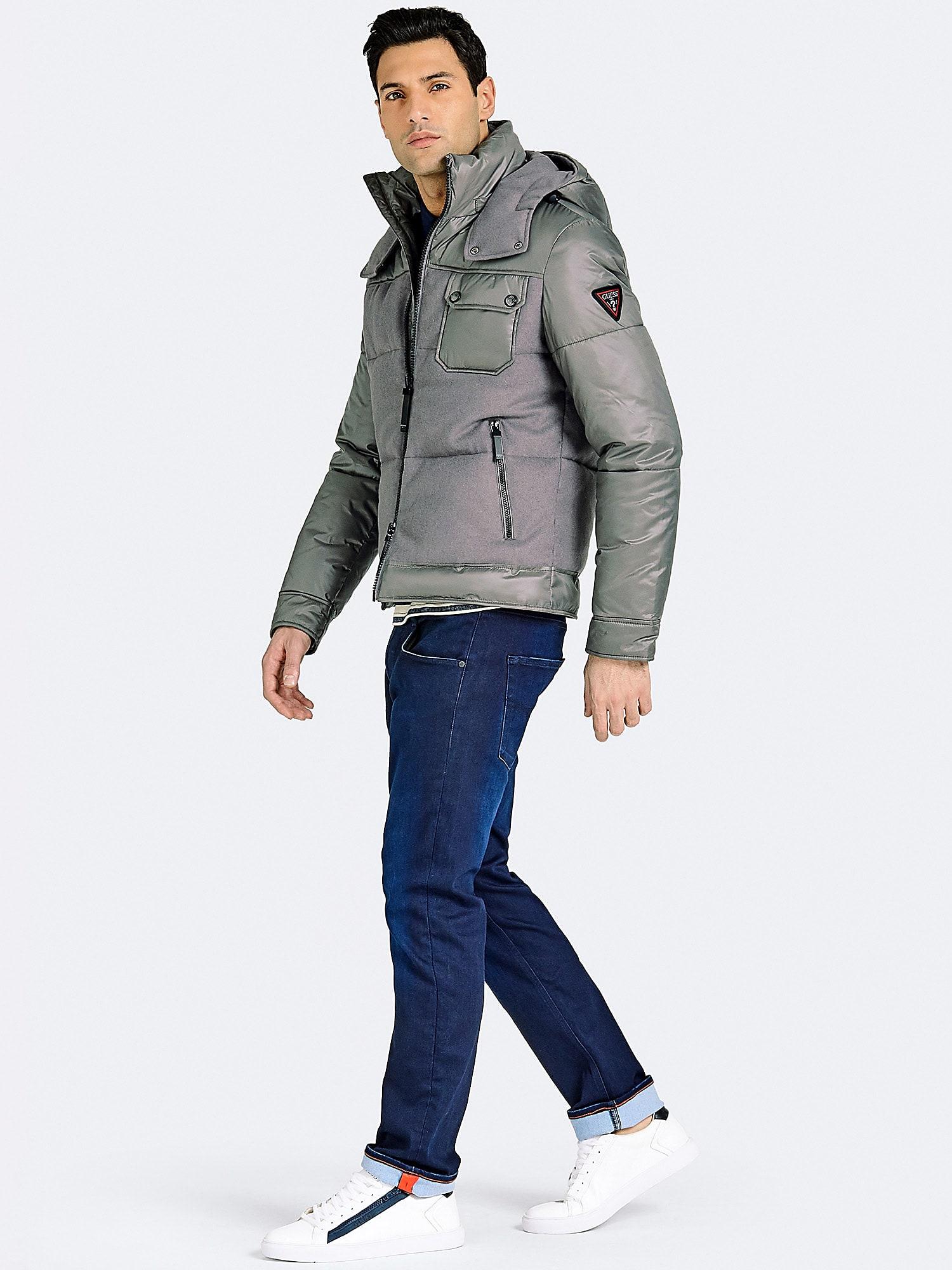Pocket Detail Padded Jacket Small £55.50 @ Guess