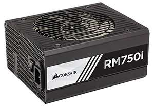 Corsair RMi Series 750W Fully Modular 80+ GOLD Power Supply £100.47 delivered @ Scan