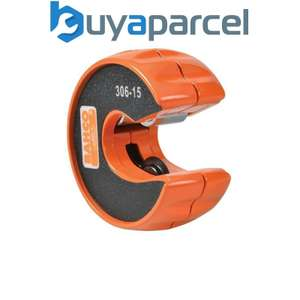 Bahco 306-15 306 Plumbing Copper Pipe Slice Tube Cutter 15mm BAH30615 £13.45 at buyaparcel-store eBay