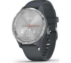 GARMIN vivomove 3S - Granite Blue & Silver - £94.99 at Currys/ebay with code