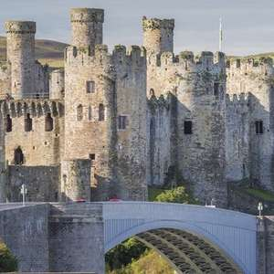 St David's Day - Get free access to 16 attractions (Including Chepstow Castle, Caerphilly Castle & Tintern Abbey) @ CADW