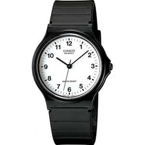 Casio Classic Casual Black Quartz Wrist Watch Water Resist Black £6.99 delivered at 7dayshop