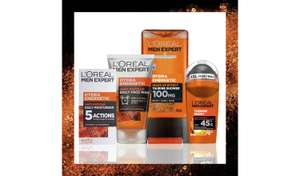 L'Oreal Men's Expert Hydra Energetic Kit £5.99 at Argos