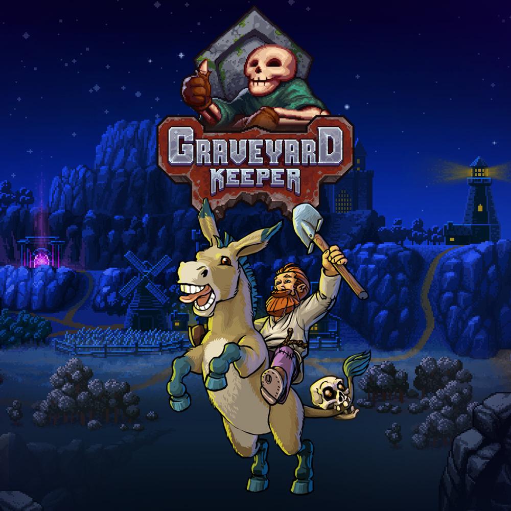 Graveyard Keeper (Nintendo Switch) £8.99 @ Nintendo eShop