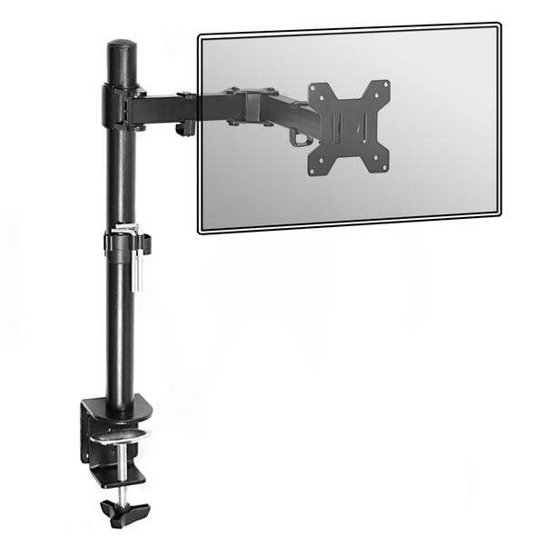 Single Arm Monitor Bracket for £12.99 delivered @ Roov