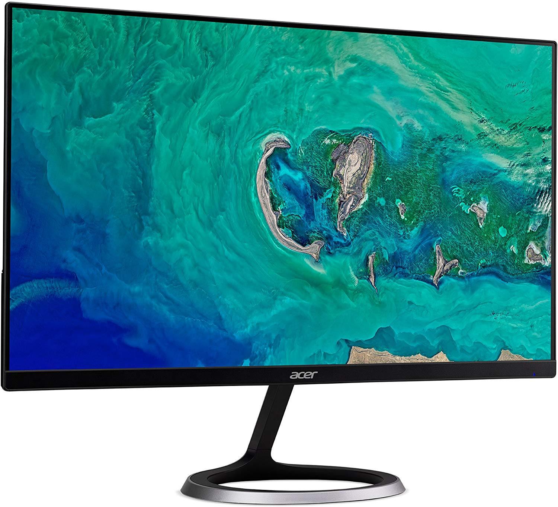 Acer ED246Ybix 23.8 Inch FHD Monitor, Black (PLS Panel, 4 ms, ZeroFrame, HDMI, VGA) - £84.99 delivered @ Amazon