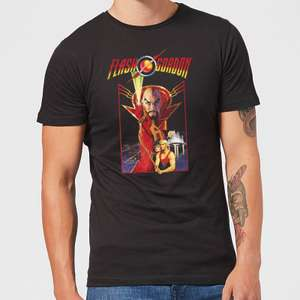 Officially Licensed Retro Pop Mens / Women's T-Shirt Various Designs +100 Movie Scratch Cult Poster £10.99 @ Iwoot (Free P& P)