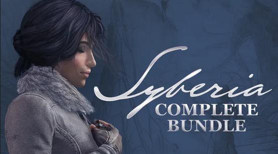 [Steam] Syberia Complete Bundle - £2.79 @ Fanatical - PC
