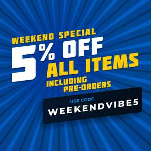 [5% off Site Wide] @ The Game Collection