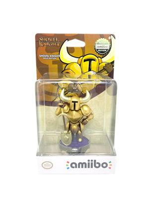 Shovel Knight - Gold Amiibo (Nintendo Switch) £12.85 delivered at Base