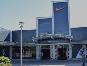 Extra 20% off Nike Outlet prices from 28th of Feb - 1st of March at Junction 32 Castleford (includes other outlets too)