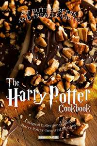Of Butterbeers And Treacle Tarts:The Harry Potter Cookbook A Collection of Harry Potter Inspired Recipes (Kindle Edition) Free @ Amazon