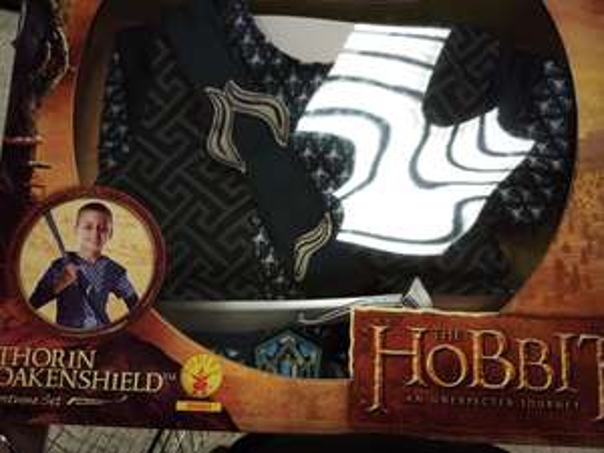 Thorin Oakenshield children's costume £1.49 instore @ Home Bargains (Eccles)