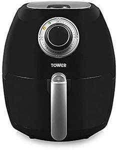 Tower T17005 Air Fryer with Rapid Air Circulation System, VORTX Frying Technology, 1350W, 3.2 Litre for £34.99 delivered @ Amazon