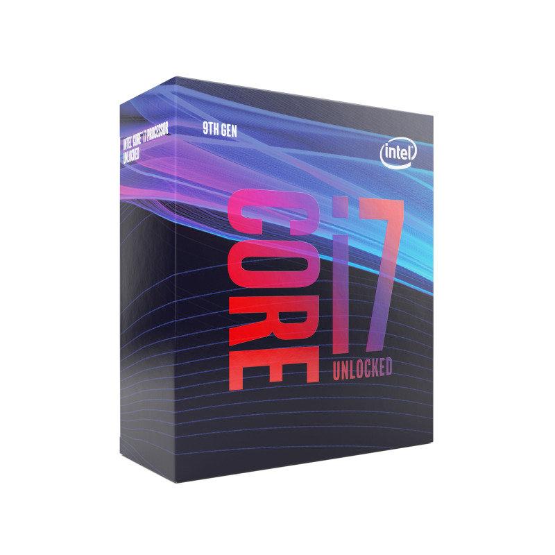 Intel Core i7 9700k 3.6GHz 8c/8t + Red Dead 2 £291.64 @ Ebuyer