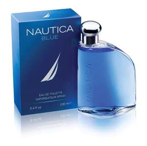 Nautica Blue Eau de Toilette for Men 100ml £8.32 @ Amazon (Prime) Or £12.81 (Non-Prime)