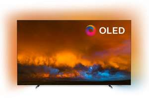 """PHILIPS 55OLED804/12 55"""" Smart 4K Ultra HD Premium HDR OLED TV with Google Assistant - £1099 delivered @ Currys PC World"""